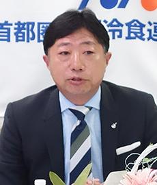高橋宏典新会長