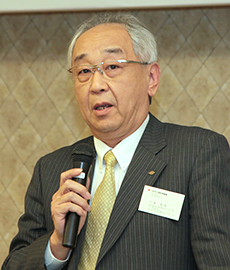 小林徳幸長野県食品問屋連盟新会長