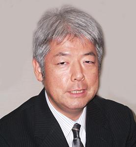 梶川勇次代表取締役社長