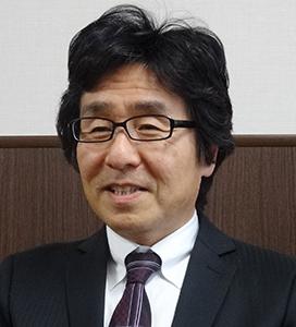 清水秀隆代表取締役社長