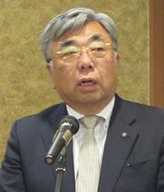 菅野弘理事長