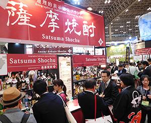 日本酒造組合中央会は地理的表示認定ブランドの試飲紹介をした