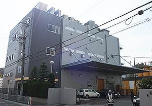 調味醤油生産専用工場の「FS棟」が完成。