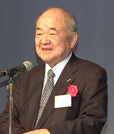 横山清会長