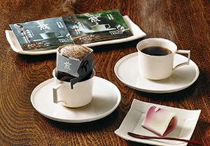 和菓子との相性の良さや楽しみ方の魅力を提案する「〈煎〉ブランド」(イメージ)