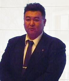 加藤忠慶会長