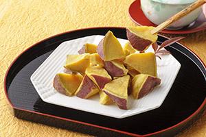 千葉県佐原市産のサツマイモを使った商品