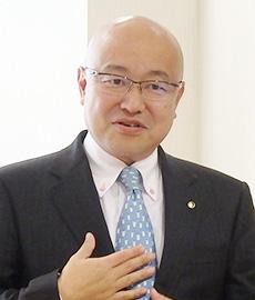 佐々木直義社長