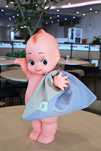 機能性の高い日本生まれの「あずま袋」が作れる