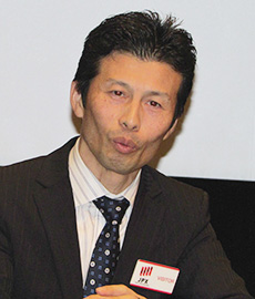 柴田太 取締役経営企画部長