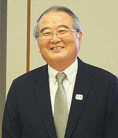 堀切功章社長