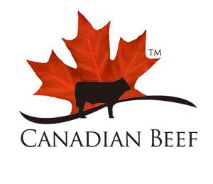 カナダビーフのロゴマーク