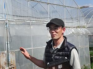 加藤康宏代表