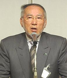 野崎伸一三井会会長