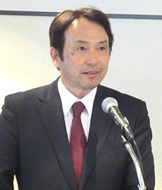 平松賢介会長