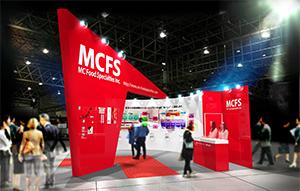 MCFSブースイメージ
