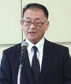 徳永伸一郎東日本ブロック会会長