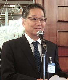 貞永憲作新会長