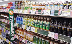 「健康的な生活を送りたい」消費者ニーズに対応する売場