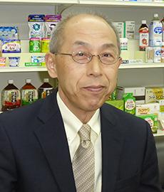 土田博 特定保健用食品部 兼栄養食品部部長