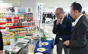多様な海苔と惣菜向け巻き寿司を提案