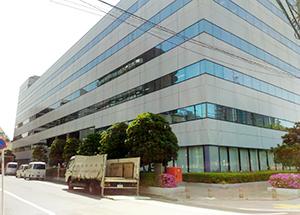 国分ビジネスエキスパート・日暮里オフィスの外観