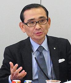 福井正一社長