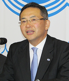中山勇新会長