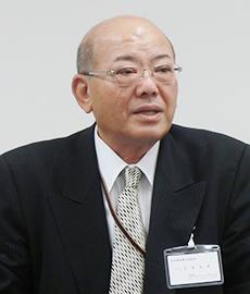 又吉元栄会長