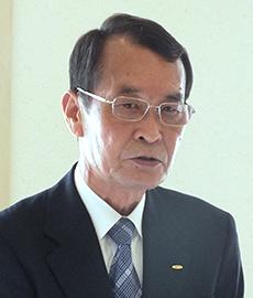 齋藤典幸新理事長