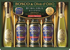 「BOSCO」を中心にオリーブオイルギフトのグレードアップを図る