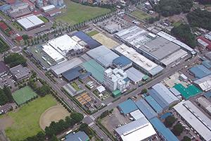 高まる国内外の需要に対応するため、ハード・ソフト両面を強化する大利根工場