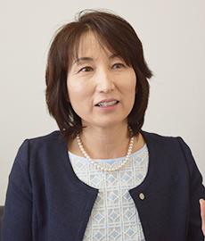 山本久美代表取締役