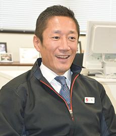 三輪幸太郎社長