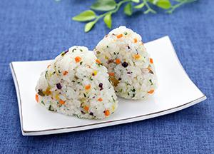 「マイナス18度C以下保存」シリーズで人気の「六種の彩り野菜」