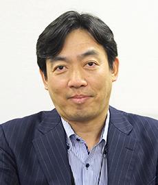 富永茂樹営業第二グループマネージャー