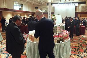 約1500アイテムを一堂に展示した「2017年札幌食の祭典」