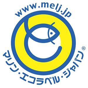 マリン・エコラベル・ジャパンのロゴマーク