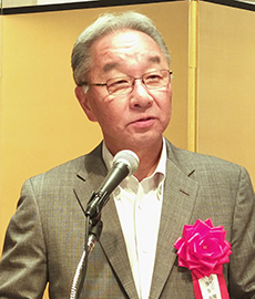 中島正二理事長