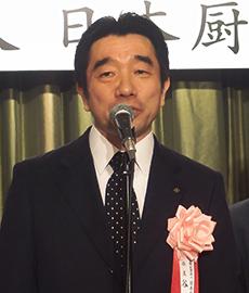 谷口一郎新会長