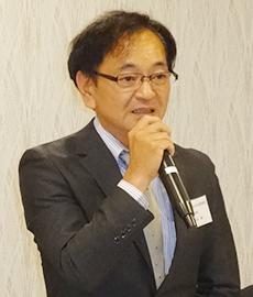 山本純三理事長