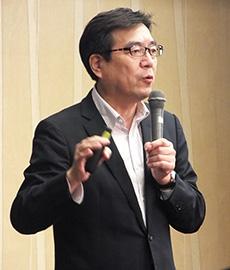 伊藤秀二会長