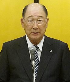 浅野茂太郎会長