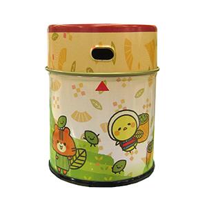 今夏発売予定の「ほっこり茶 茶缶」