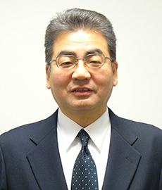 土屋敏夫理事長