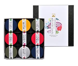 静岡プレミアムティーセレクション(9缶タイプ・税別3800円)