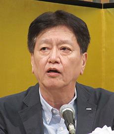 小郷三朗会長