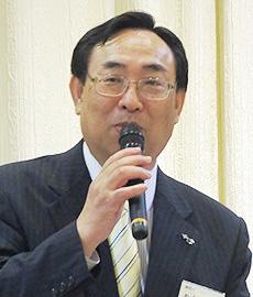 秋本大典新会長