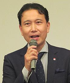 遠藤栄一会長