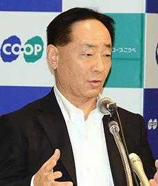 木田克也組合長理事